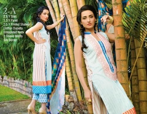 Ayesha Somaya Summer Lawn
