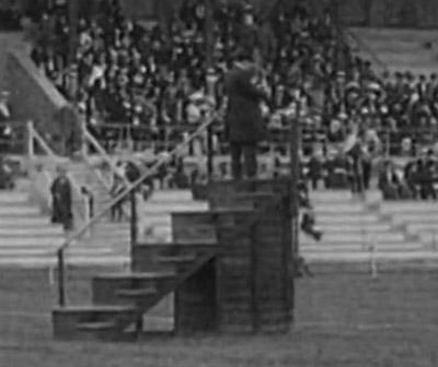 Competición de Literatura. JJOO de Estocolmo 1912
