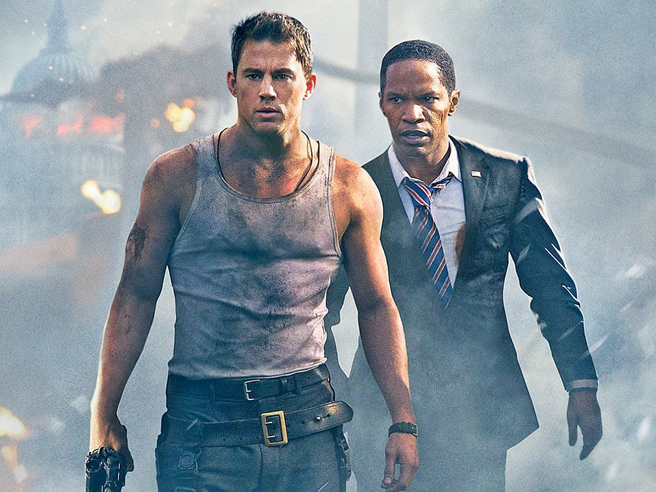 Channing Tatum White House Down Full Movie