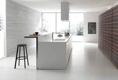 Awesome Mesa Bar Cocina Contemporary - Casa & Diseño Ideas ...