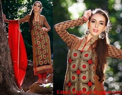 Shalwar Kameez Collection 2015