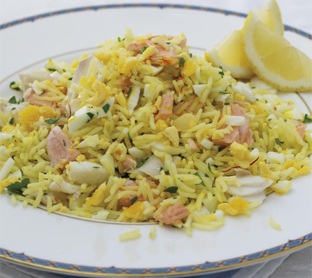 Kedgeree Recipes