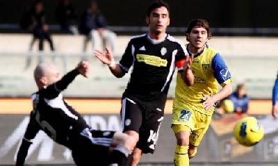 Chievo Cesena 1-0 highlights