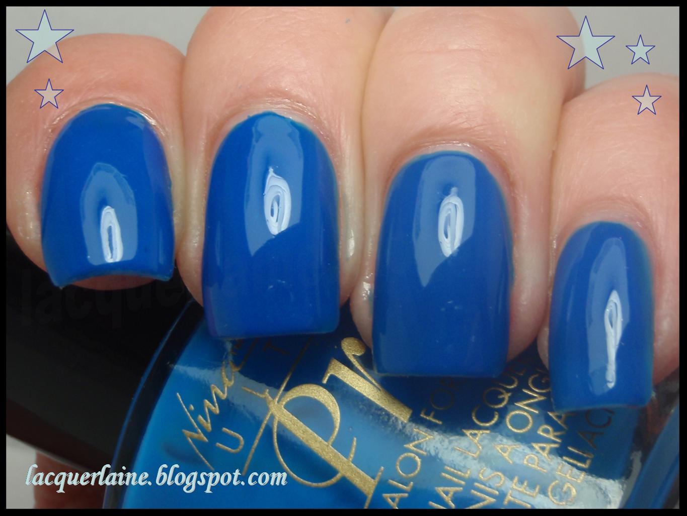 Lacquer Laine: Sunday SPAM