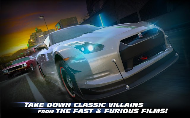Fast and Furious: Legacy Apk Logo