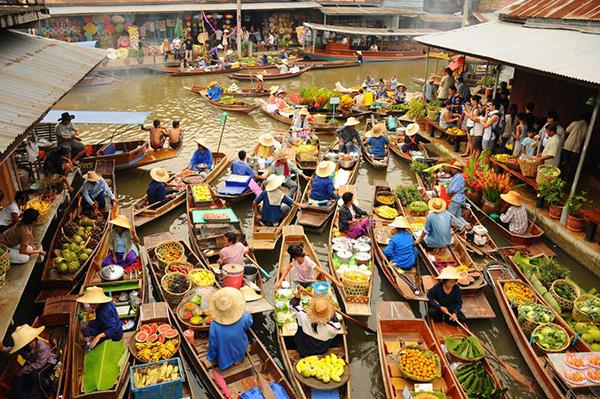 vé máy bay giá rẻ đi Bangkok air asia