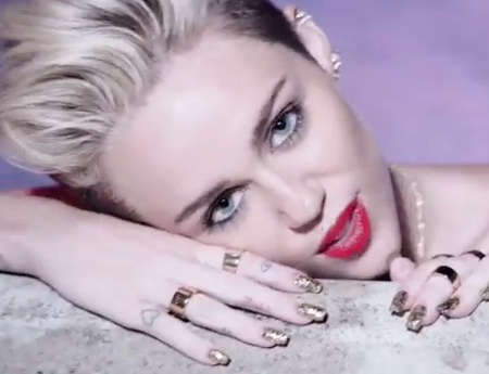 We Can't Stop by Miley Cyrus