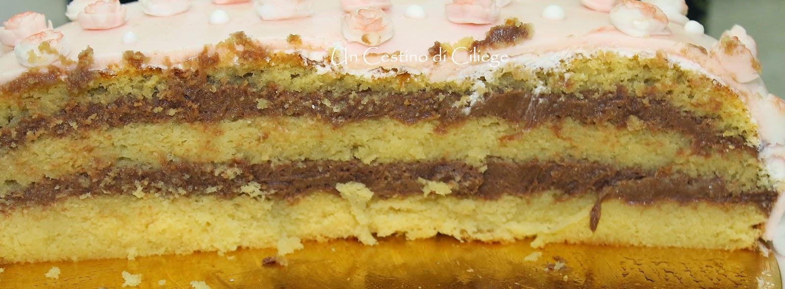 Un cestino di ciliege: Torta Roselline in PDZ!