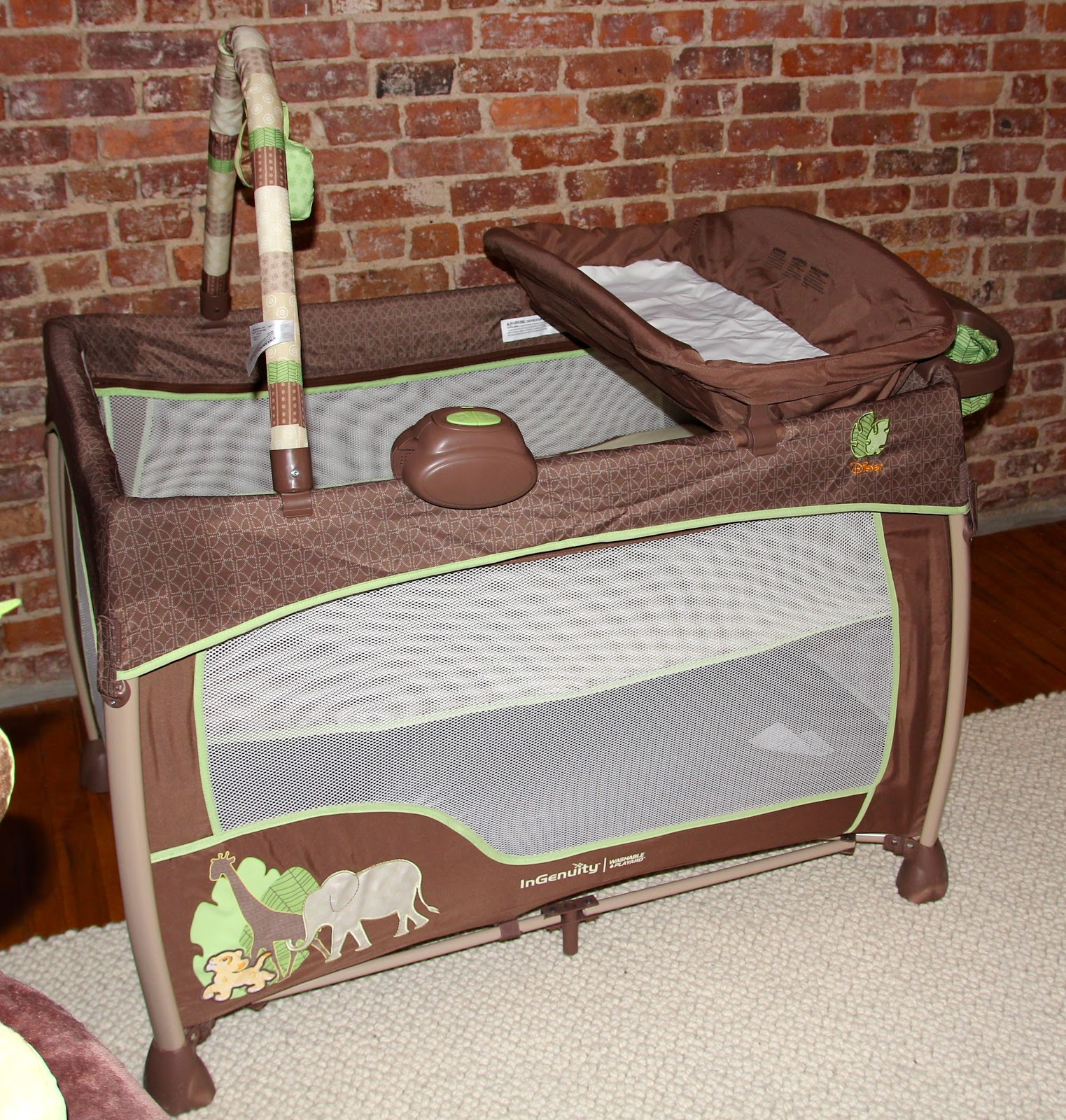 Ingenuity Infant Gear With Style
