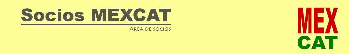 Socios MEXCAT
