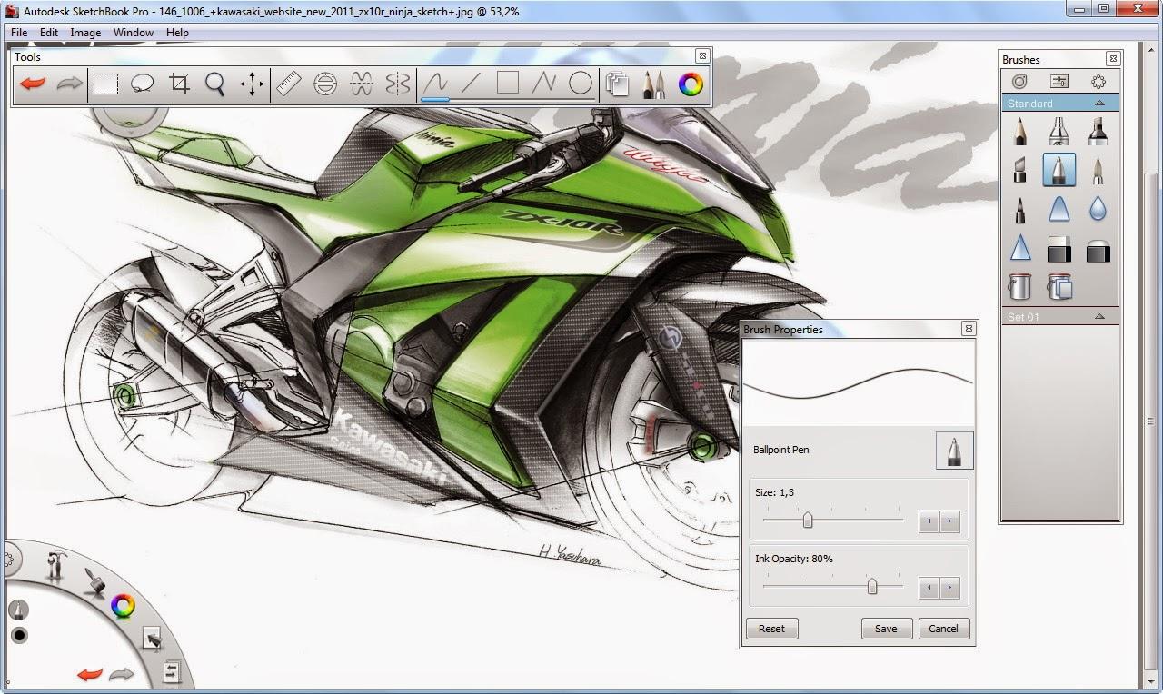 Autodesk Sketchbook Pro 6.0.1 + Keygen