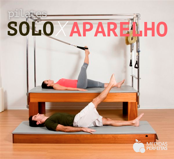 Conheça melhor os dois tipos de pilates