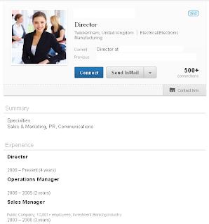 Spot Online Dating Profile Fake