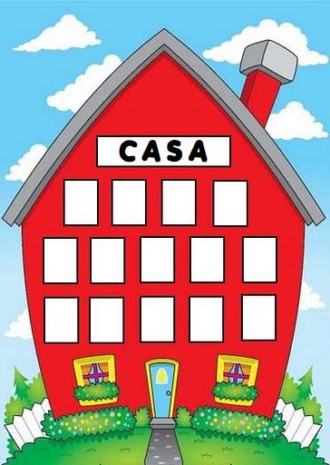 En un rinc n de mi aula de infantil pasar lista for Casa al dia decoracion
