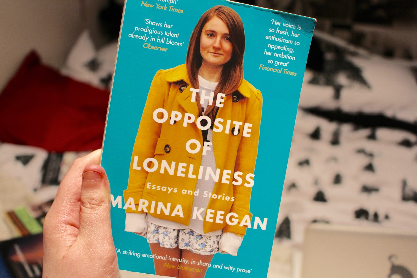 kirstiekins the opposite of loneliness marina keegan a few months ago a friend of mine an essay online called the opposite of loneliness he said it was deeply moving and made him think about his own