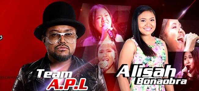 Alisah Bonaobra sings 'Ako Ang Nagwagi' on The Voice PH' Grand Finals