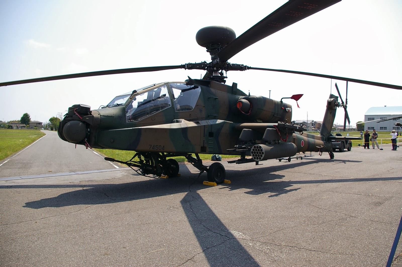 Helikopter Apache AH-64E akan ditempatkan di Kabupaten Berau, Kalimantan Timur
