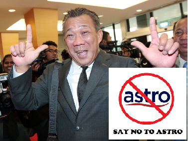 Bung Mokhtar Minta Astro Ditutup