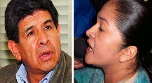 """Detenida implica a Villegas y denuncia """"acoso sexual"""""""
