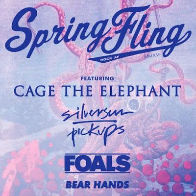 Recap: #SpringFlingRockAF 2016