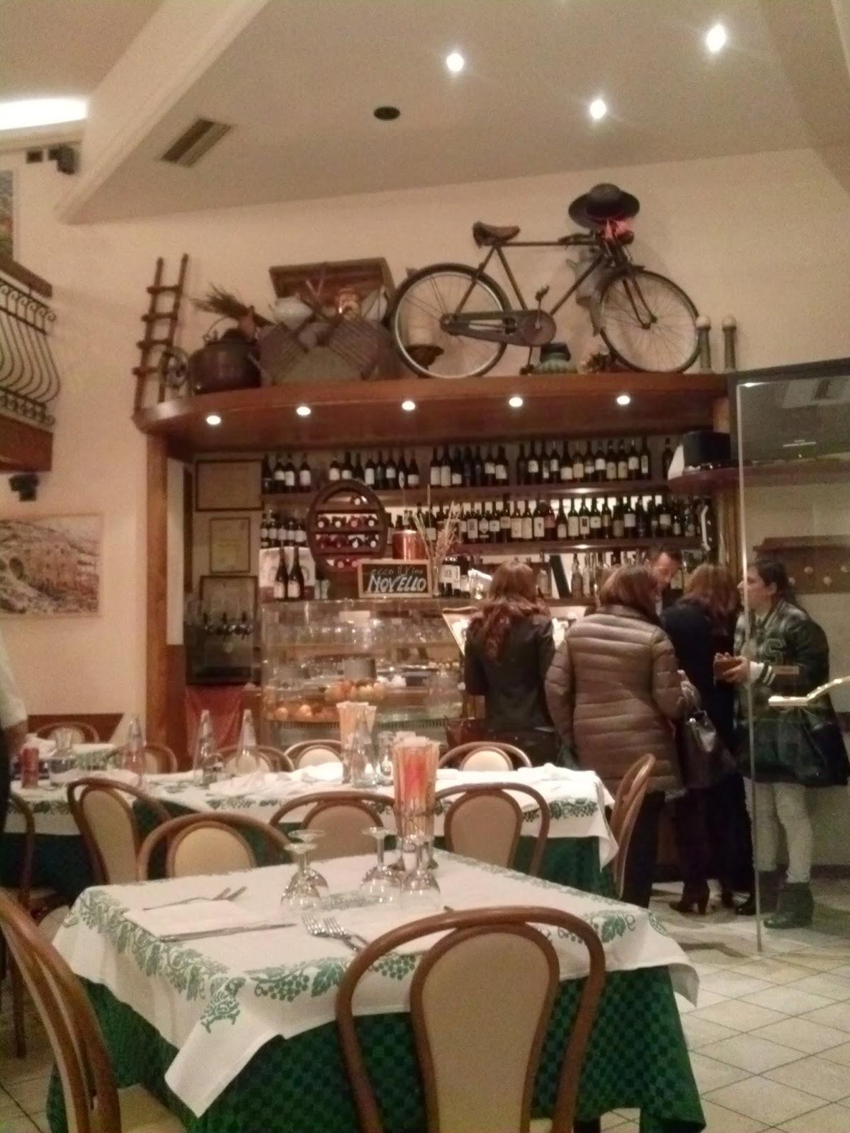Per valli pinete cena al ristorante la gardela ra - A cucina ra casa mia ...