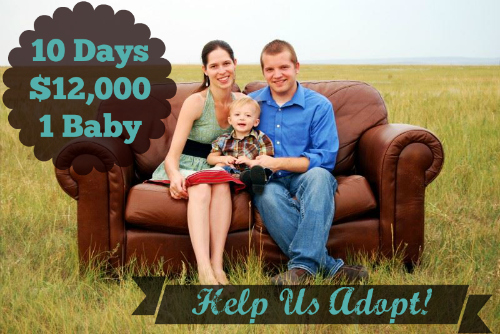 Help Bring A Baby Home