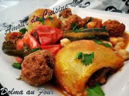 dolma au lugum rectte cuisine samira