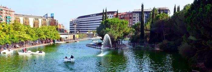 Viajar a barcelona parques y jardines de barcelona for Parques y jardines de barcelona