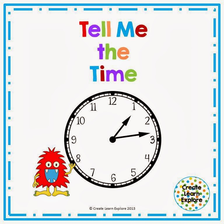 http://www.teacherspayteachers.com/Product/Tell-Me-the-Time-1118249