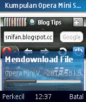 Opera Mini BlackBerry Co-Exist V6.10.25381 S60V2