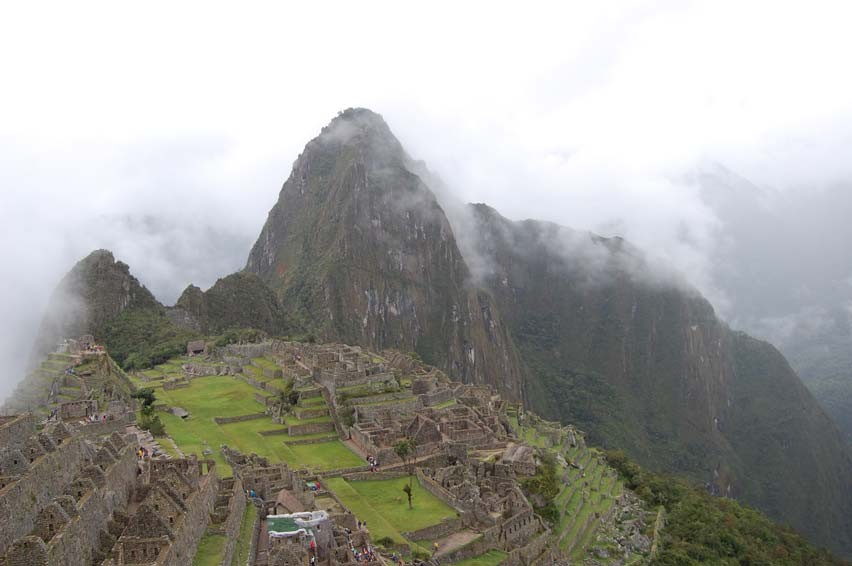 20 lugares que deberías visitar en Latinoamérica, Machu Picchu, Peru