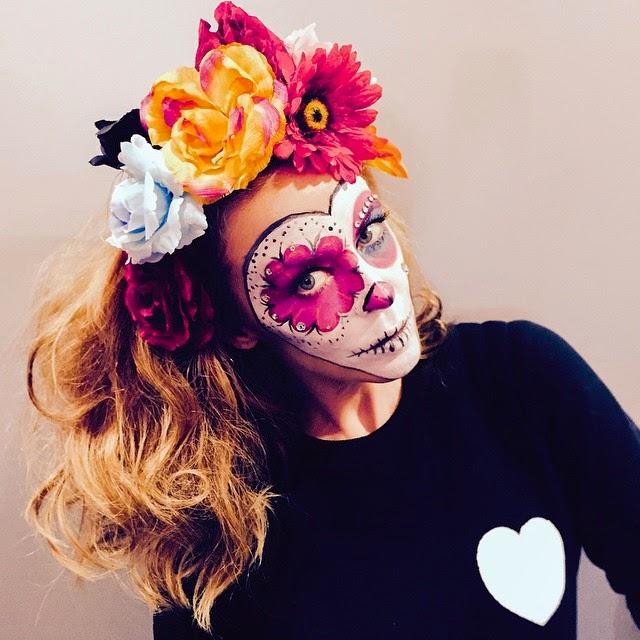 Kylie Minogue quiere pintarse la cara