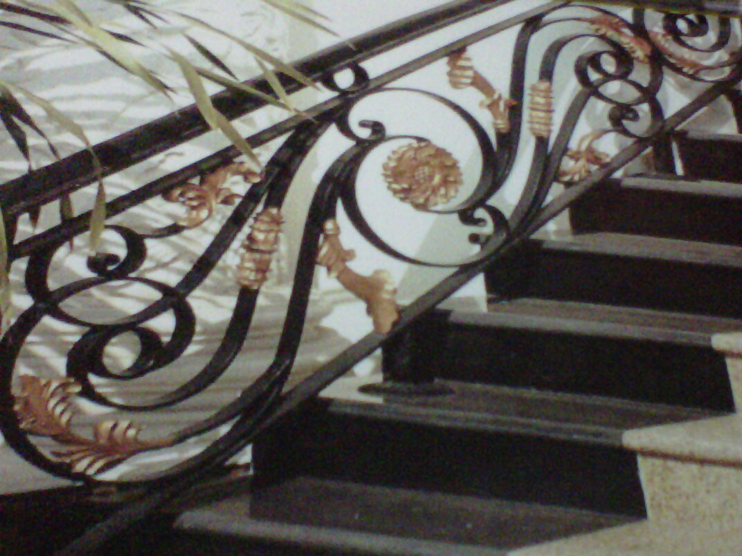 jual teralis pintu besi tempa ukiran motif,wrought iron 0818712316