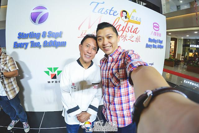 #TCSelfie with Martin Yan