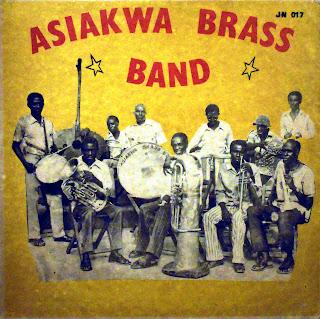 Asiakwa Brass Band -Anopa Nsonoma,Ambassador
