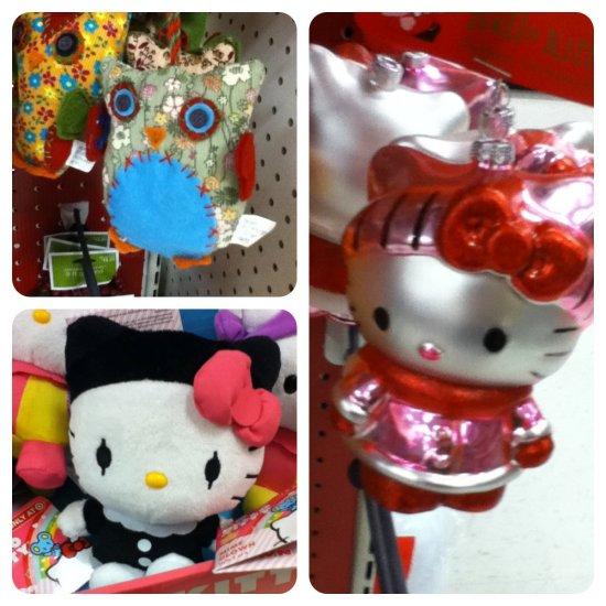 Hello Kitty at Target