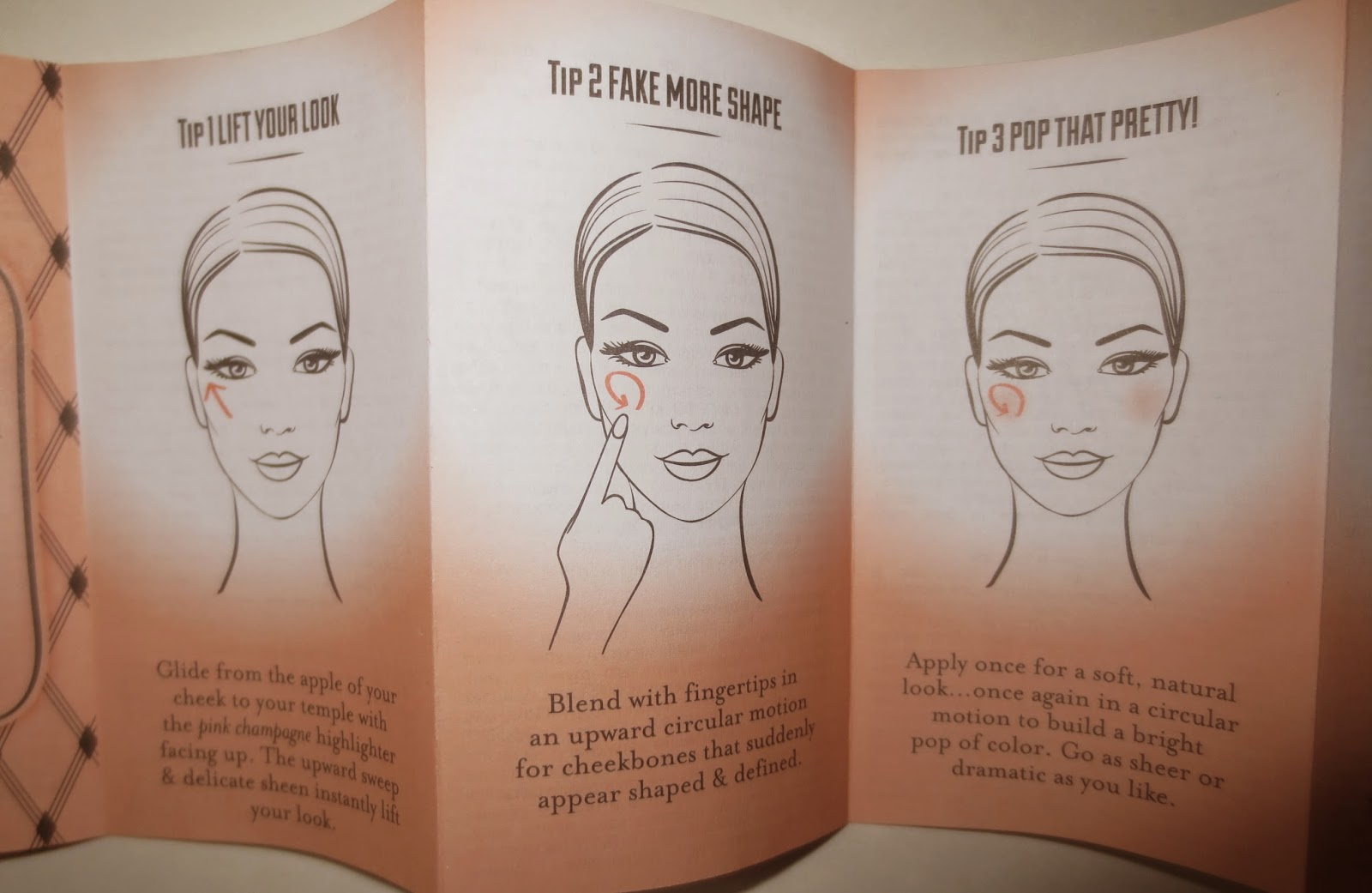 Benefit Fine One One Tutorial