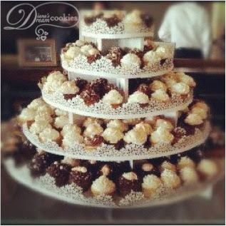 Ive Been Posting My Sweets Over The Last Few Weeks That I Made For All Of Sister Lizas Pre Wedding Festivities