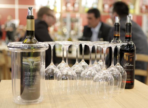 プロ・ワイン(デュッセルドルフ・国際ワイン・アルコール飲料展)
