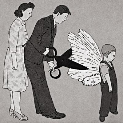 que nadie corte tus alas, erase una vez asi