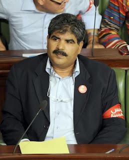 Mohamed Brahmi, député et chef de parti d'opposition