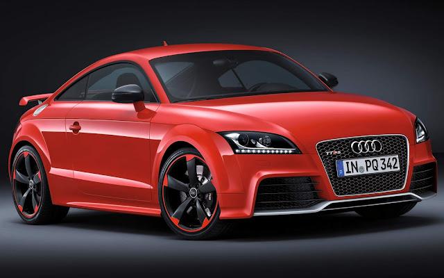 Audi TT RS - geração anterior