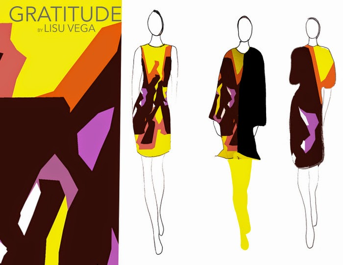 Gratitude Collection by Lisu Vega