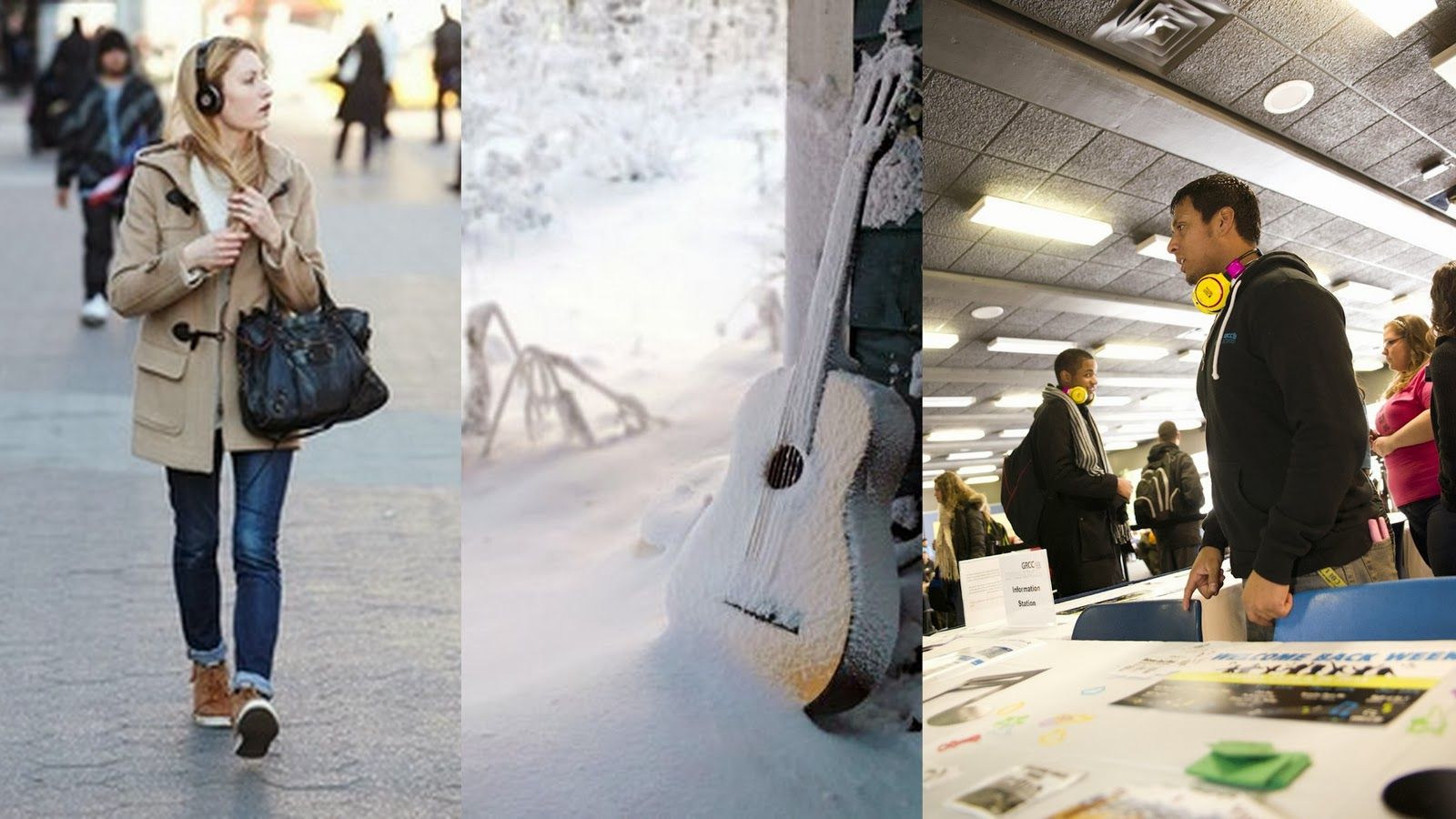 Music of winter season