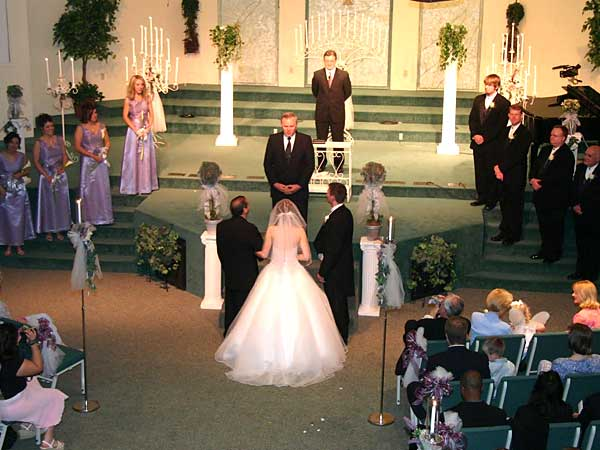 Traditional Wedding Processional