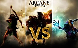 game arcane legends