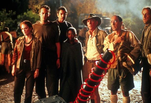 Movies talk the lost world jurassic park