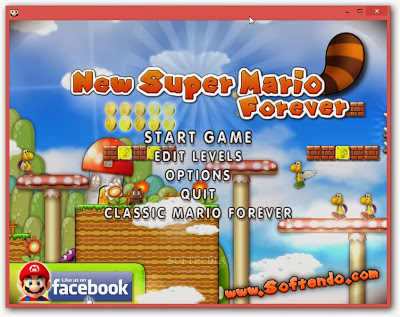 New Game Super Mario Forever Free Download