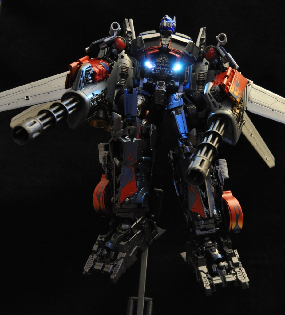 castle geek-skull: jetwing optimus prime
