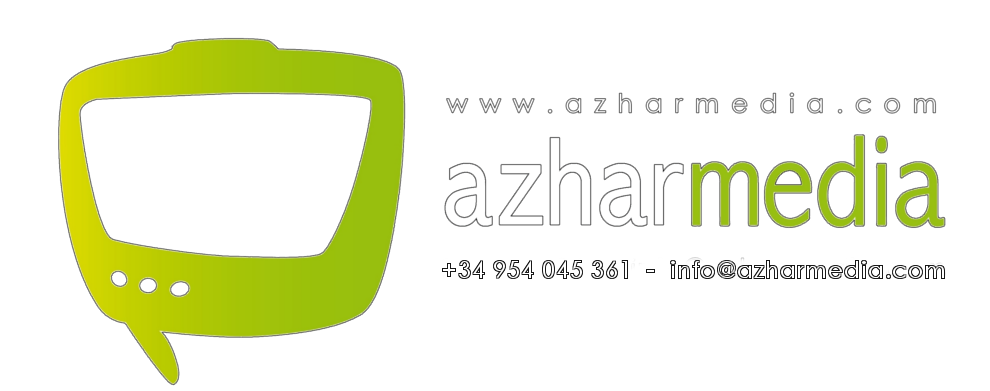 AZHAR MEDIA production company Seville locations casting services cine video corporativos